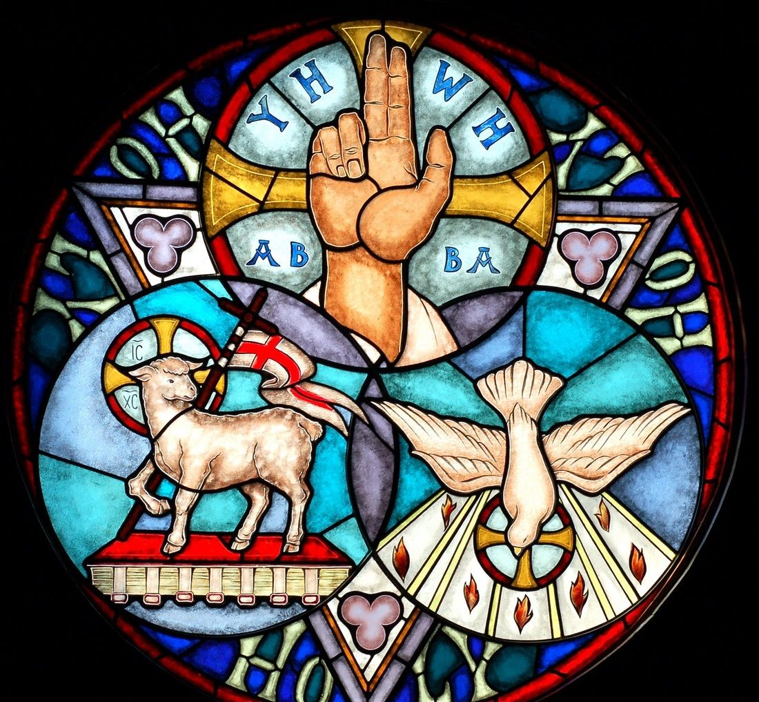 Catholic Holy Trinity Symbol The Holy Trinity Symbols