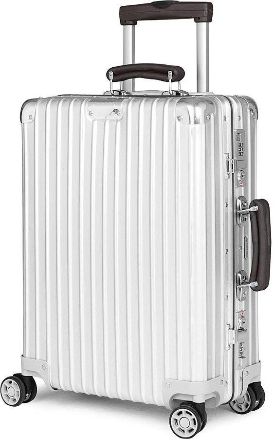 Rimowa Classic Flight Four Wheeled Cabin Suitcase Cabin Suitcase Rimowa Suitcase