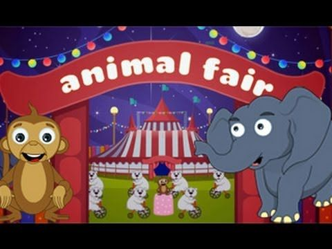 8b644dfb982f9b The Animal Fair Nursery Rhyme   Poem   Song   Lullaby has been one of the  most popular kids nursery rhymes for years. Here are the lyrics for Animal  Fair ...