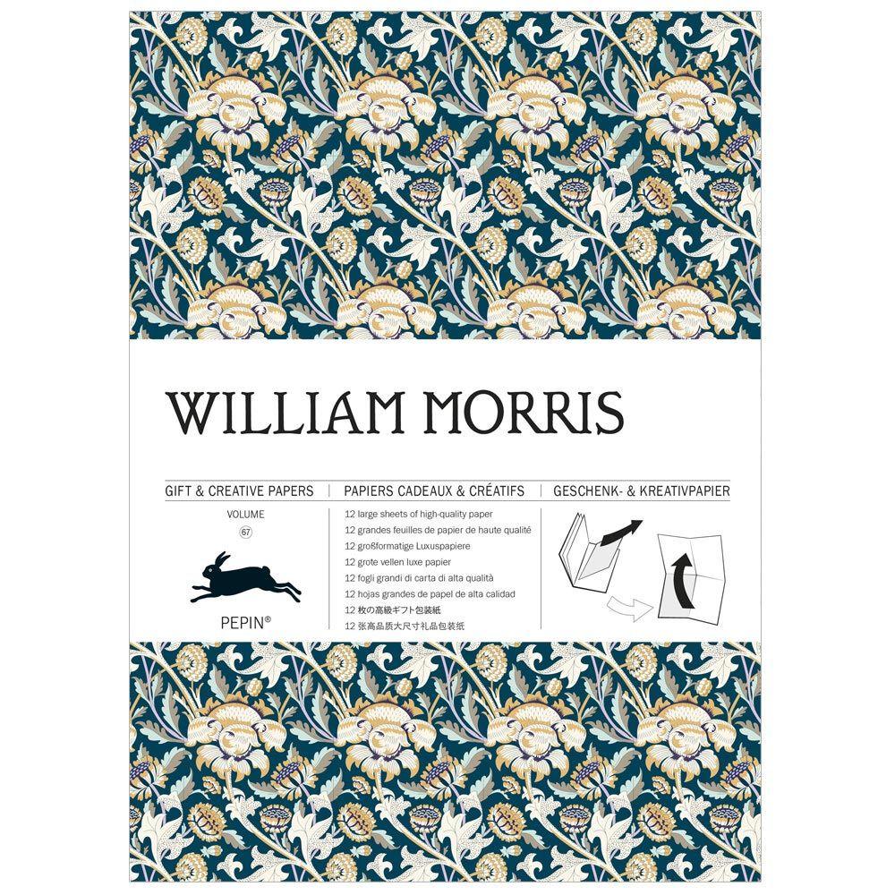 Gift Creative Papers William Morris William Morris Creative Gifts Art And Craft Design