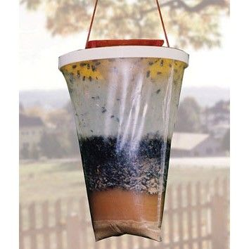 Flies Be Gone Non Toxic Fly Trap Pest Control Fly Traps Natural Pest Control