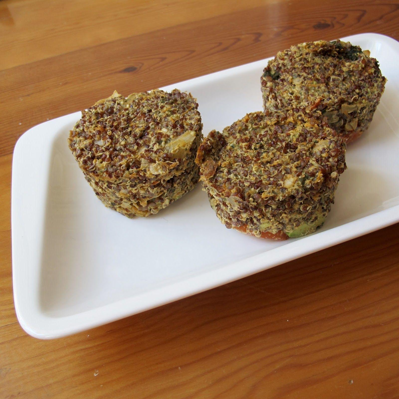 No programa Chef de Raiz , vi uma receita de muffins de quinoa e milho, que entretanto procurei no site do 24 Kitchen  sem conseguir encontr...