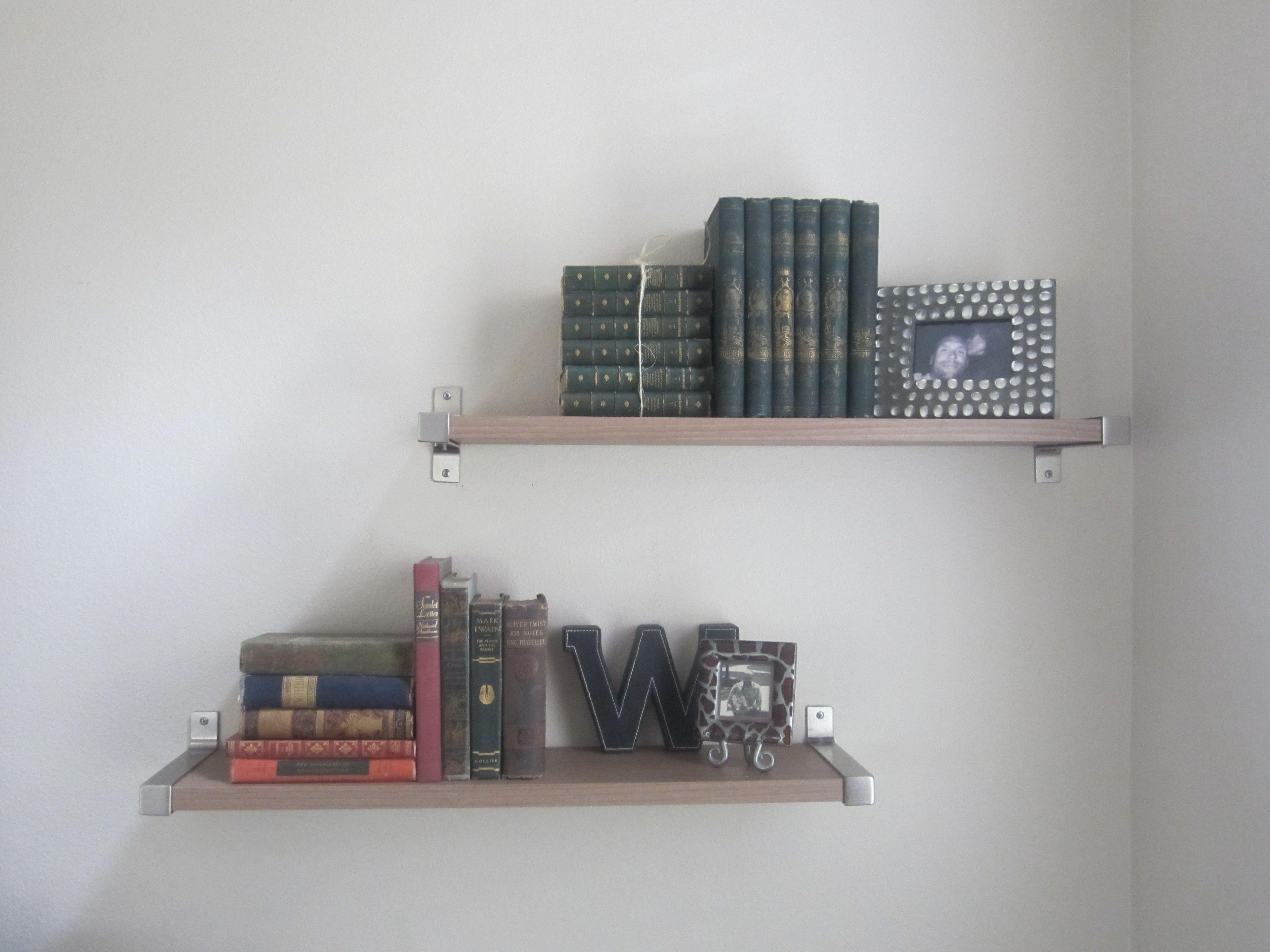 Nice #IKEA #Ekby Jarpen #Shelves With PANYL In #Walnut Gallery