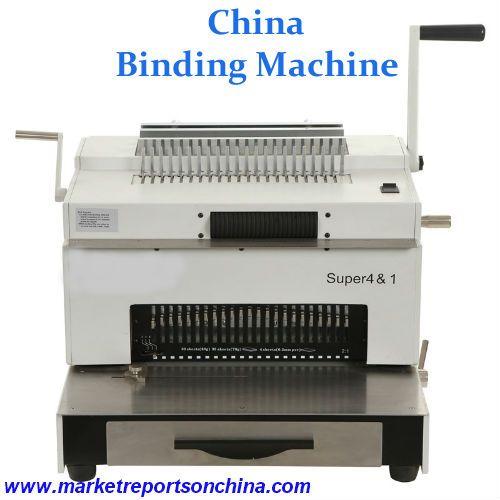 #China #BindingMachine #Marketreport Is Replete With