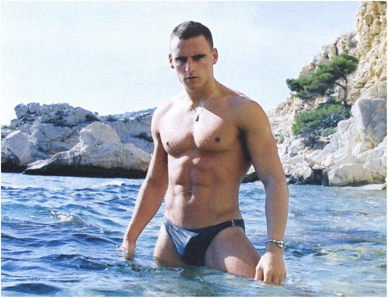 picture of gregory capra gregory capra swimwear man swimming et hot hunks. Black Bedroom Furniture Sets. Home Design Ideas
