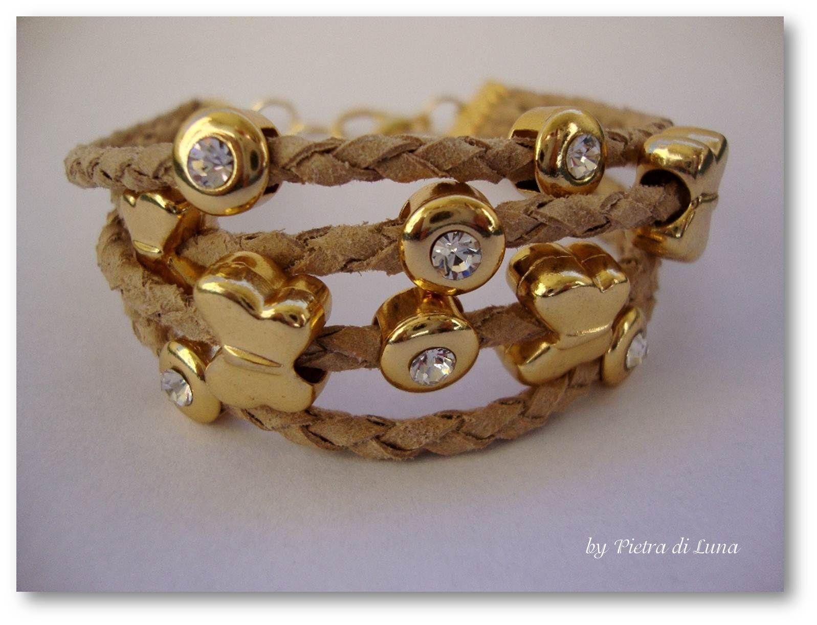 Berloques in Gold