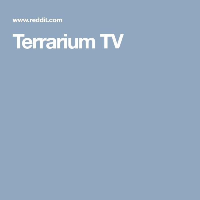 Terrarium TV | Media streaming | Terrarium, App, Weather