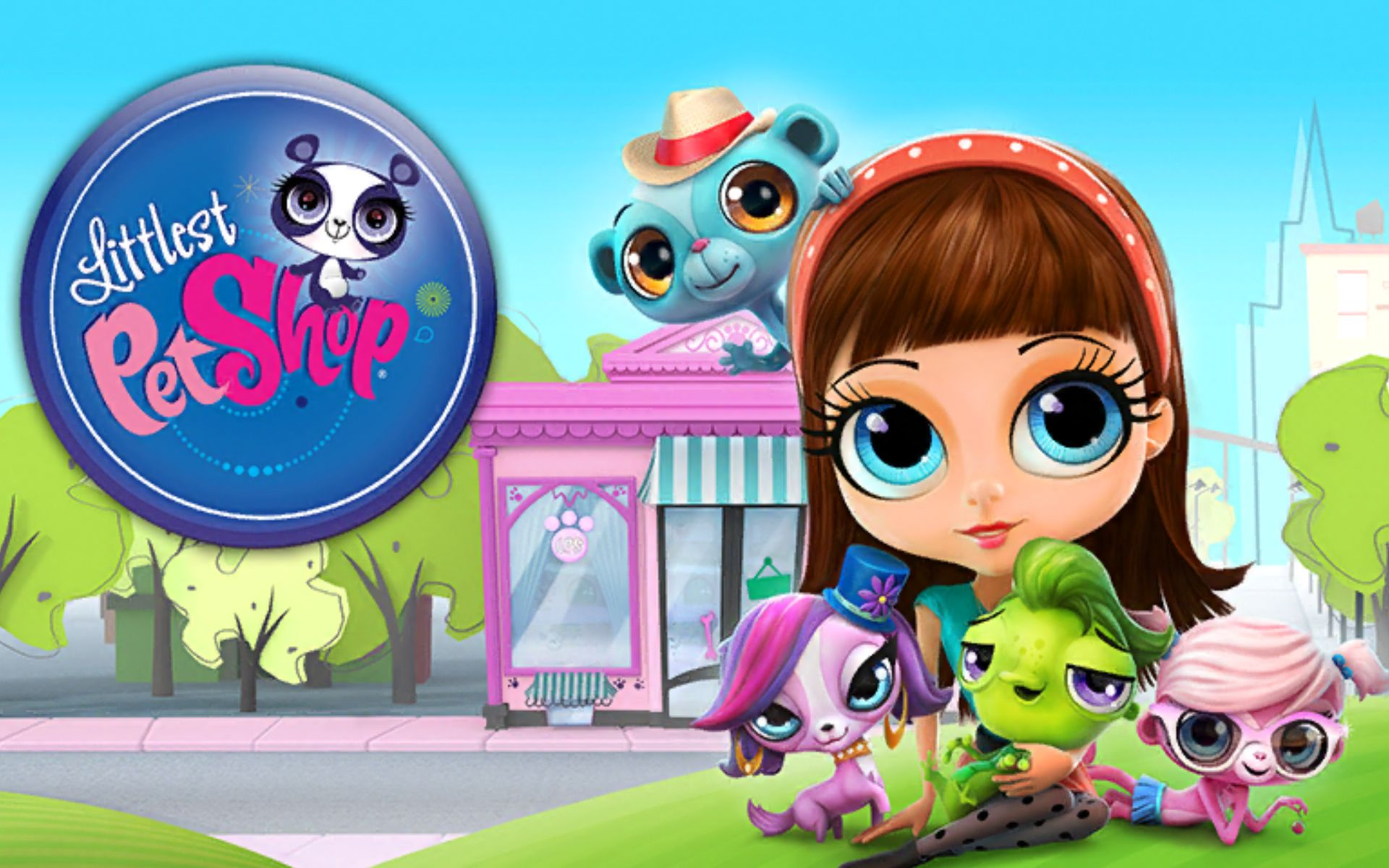 Littlest Pet Shop: Collect your favorite pets! These games are really a problem. In-app purchases are all over the place and all we need to make use of credit card information has already been entered.  #littlest #pet #shop #adventure #free #mobile #game #review #iOS #Android
