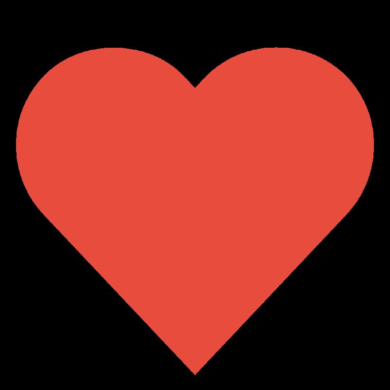 Dark Red Heart Transparent Background Instagram Heart Heart Emoji Transparent Background