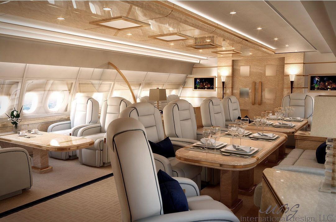 MBG International Design (With images) Private jet