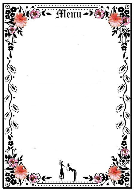 image for restaurants menu blank templates stuff to buy