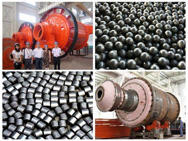 Mineral Processing Grinding Ball Mill For Quartz &felspar