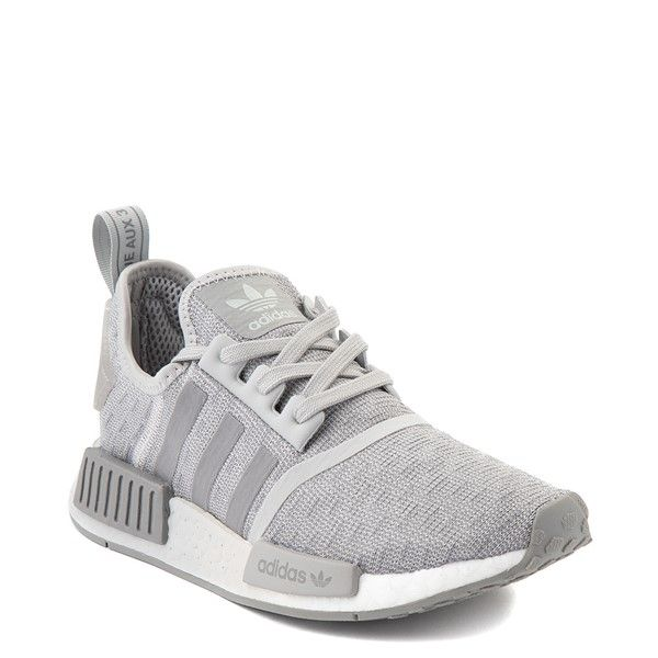 Womens adidas NMD R1 Athletic Shoe - Gray | Journeys | Nmd shoes ...
