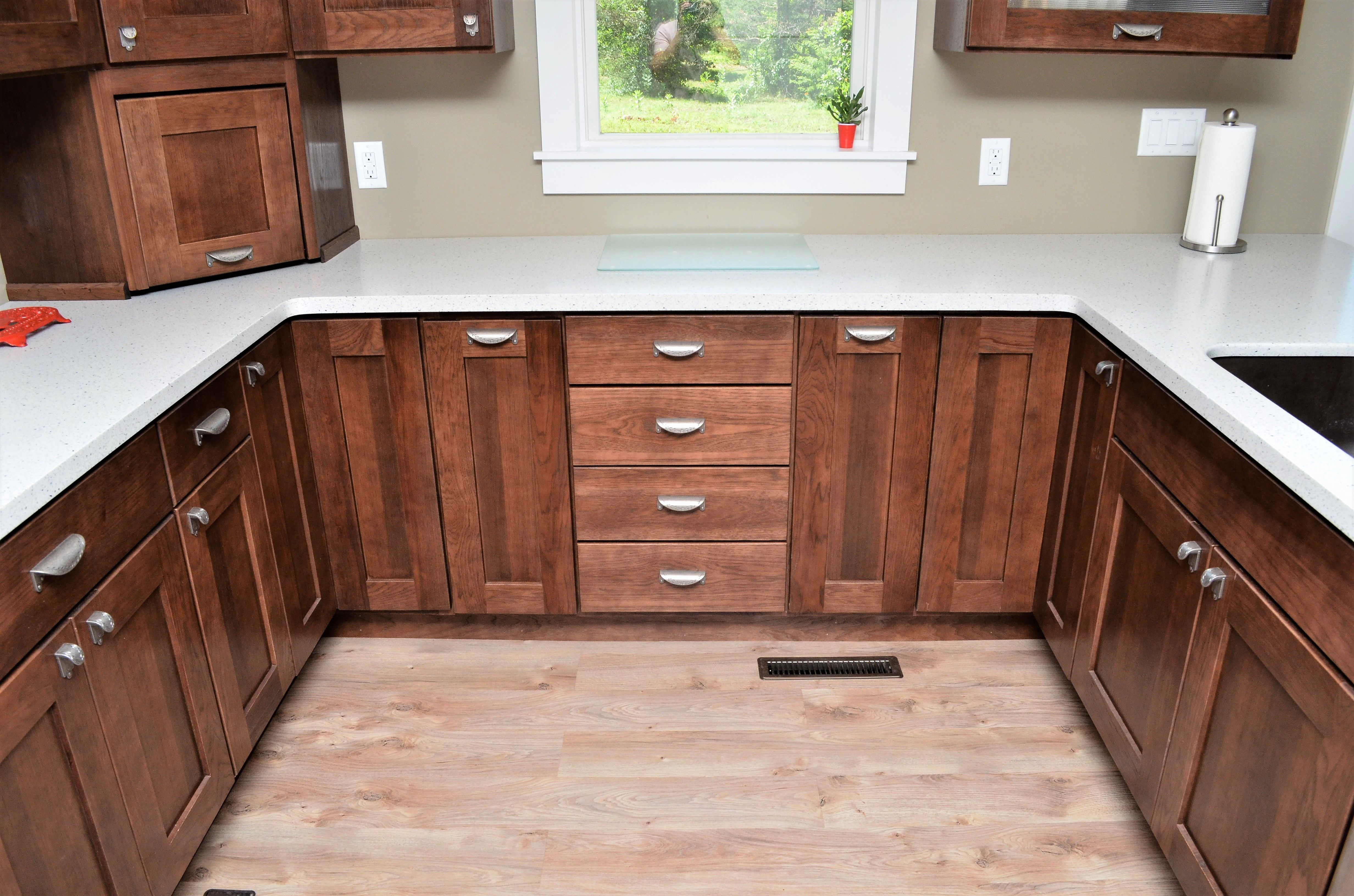 Bailey S Cabinets Amerock Nature S Splendor 1582 Wn Pull