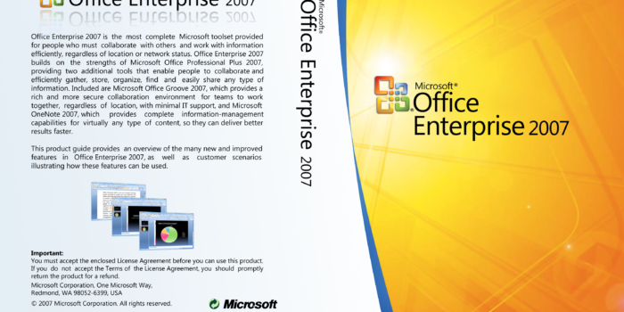 office enterprise 2007  Download Microsoft Office Enterprise 2007 | Software | Pinterest ...