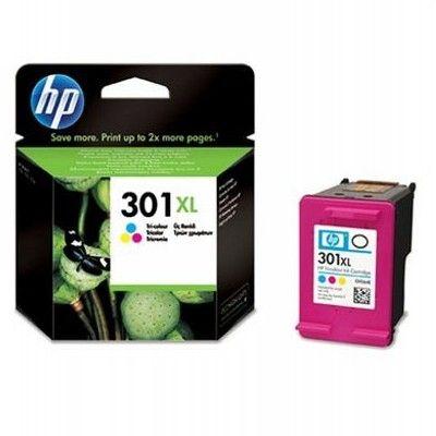 HP CART.INYECCION DE TINTA COLOR 301XL