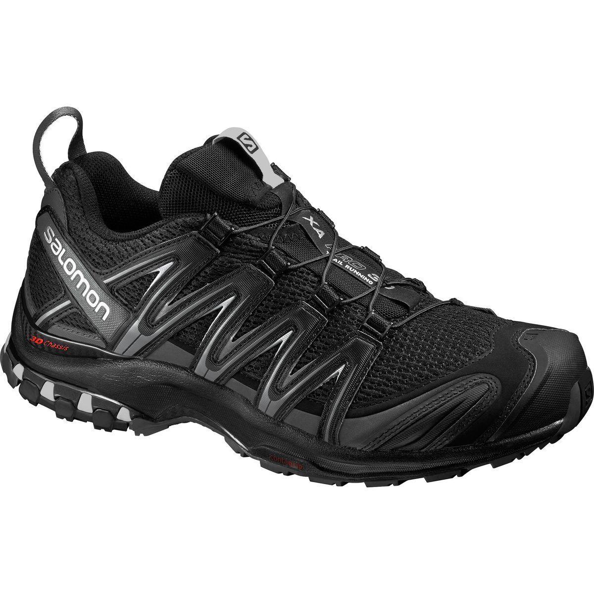Salomon Xa Pro 3d Wide Trail Running Shoe Men S Hikingtrails Mens Trail Running Shoes Running Shoes Trail Shoes
