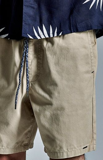 7ca2c988a8 Twill Drawstring Shorts | lust list; | Shorts, Pacsun, Khaki pants