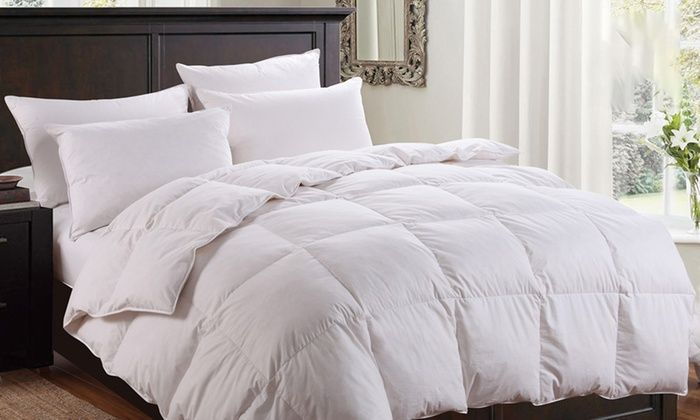 Groupon Goods Global Gmbh Dickens Duck Feather Duvet In Choice Of