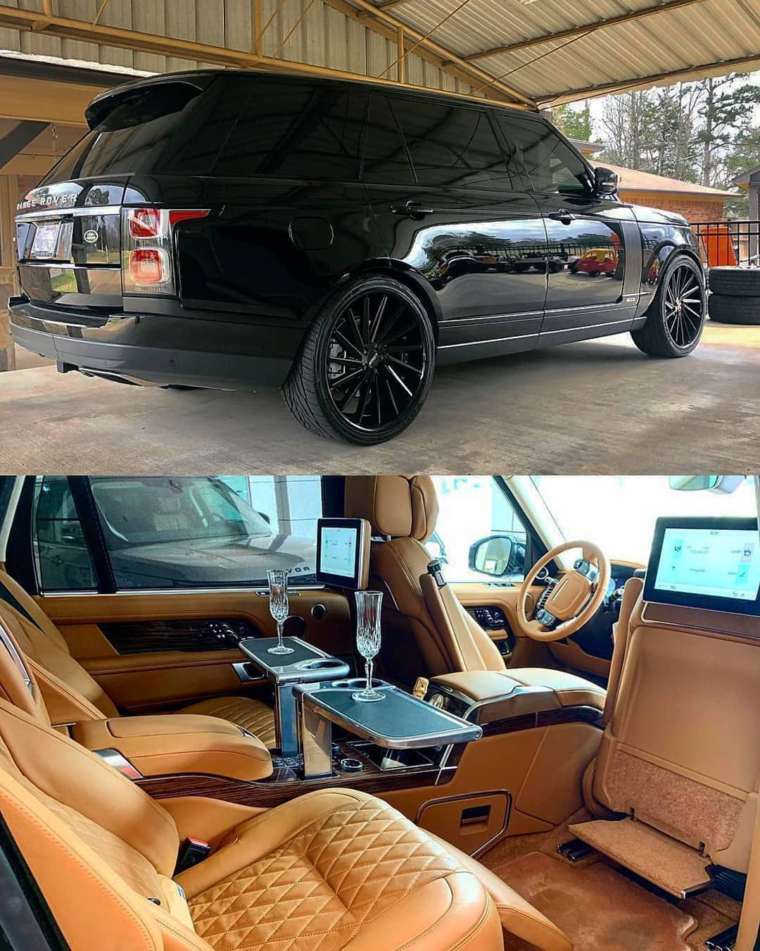 Range Rover Vogue LWB SVautobiography ? Follow @uber.luxury for more? Via: @high_boss_life – Carhoots
