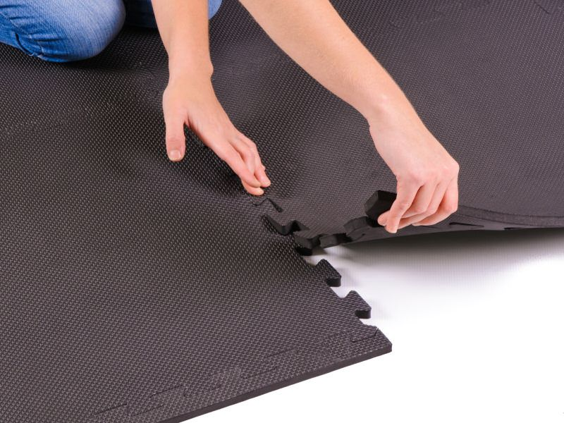 If You Have An Exercise Mat You Can Lay The Mat Down On