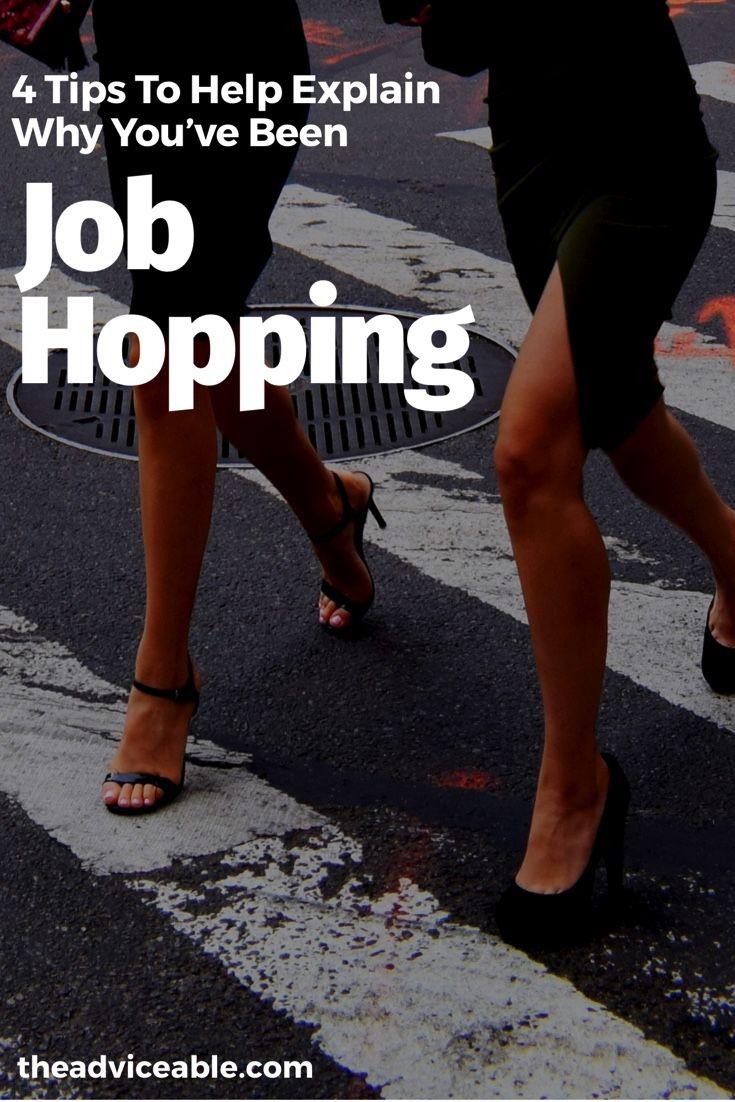 job hopper resume sample