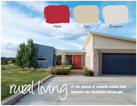 HouseHaymes Paint Exterior Colour Scheme  Haymes Soul is the Main  . Most Popular Exterior Paint Colours Australia. Home Design Ideas