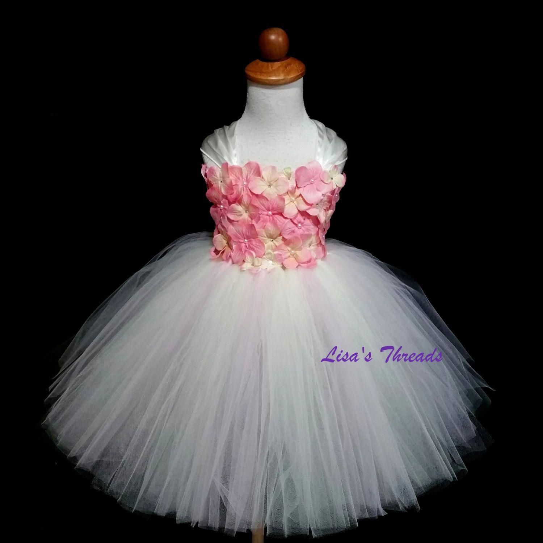 White light pink flower girl dress junior bridesmaids dress white light pink flower girl dress junior bridesmaids dress flower girl pixie tutu ombrellifo Gallery