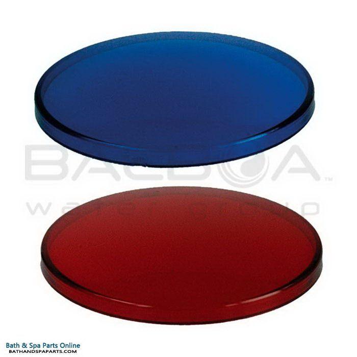 Balboa Spa Lighting Blue/Red Light Filter Kit [For 59500/59300/59350]  (59305)