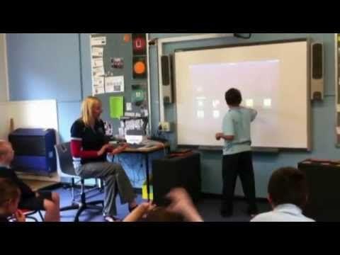 Using Apple TV in the Classroom.mp4 Kindergarten