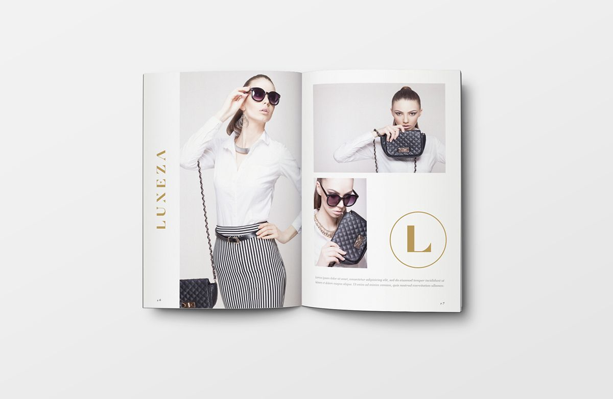 LUXEZA.com — Logo design & domain FOR SALE by @RadekBlaska