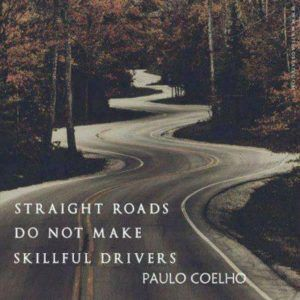 Road Quotes Paulo Coehlo Road Quotes  Road Quotes  Pinterest  Road Quotes .