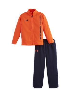 Under Armour  2-Piece Skill Warm-Up Jacket and Pants Set 0-12 Months