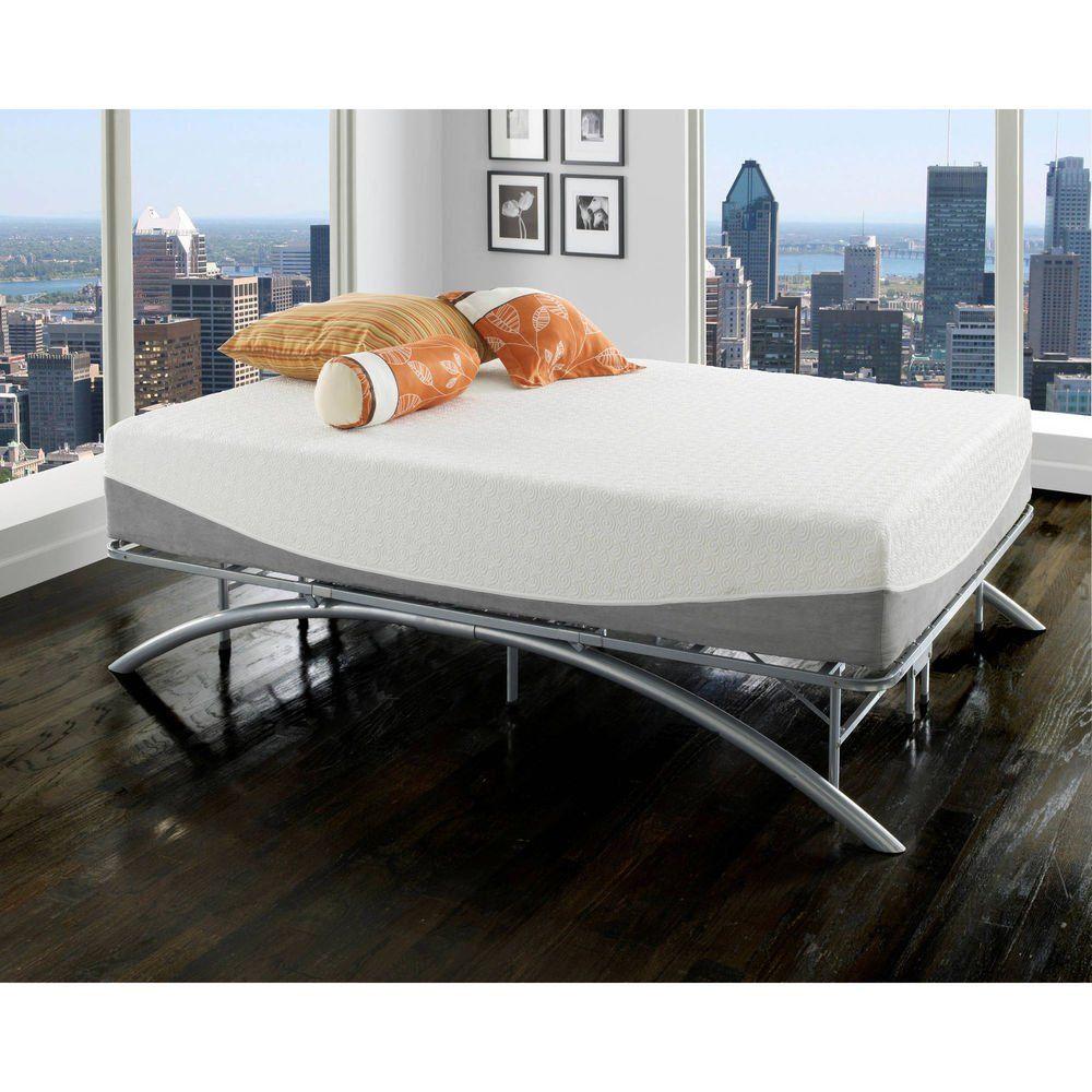 Leader Dealers on Metal platform bed, Platform bed frame