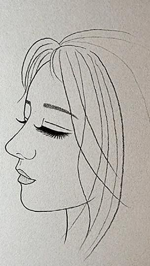 Photo of Teaching Pencil Drawing: Profile