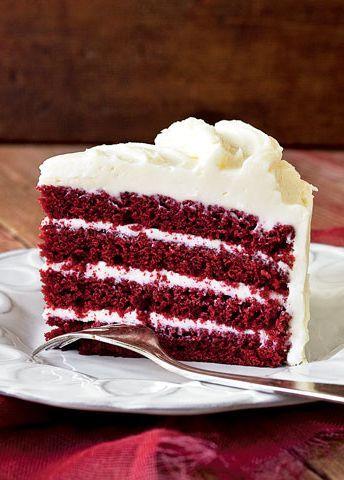 Chef Carla Halls Red Velvet Cake Recipe From The Chew Cookbook