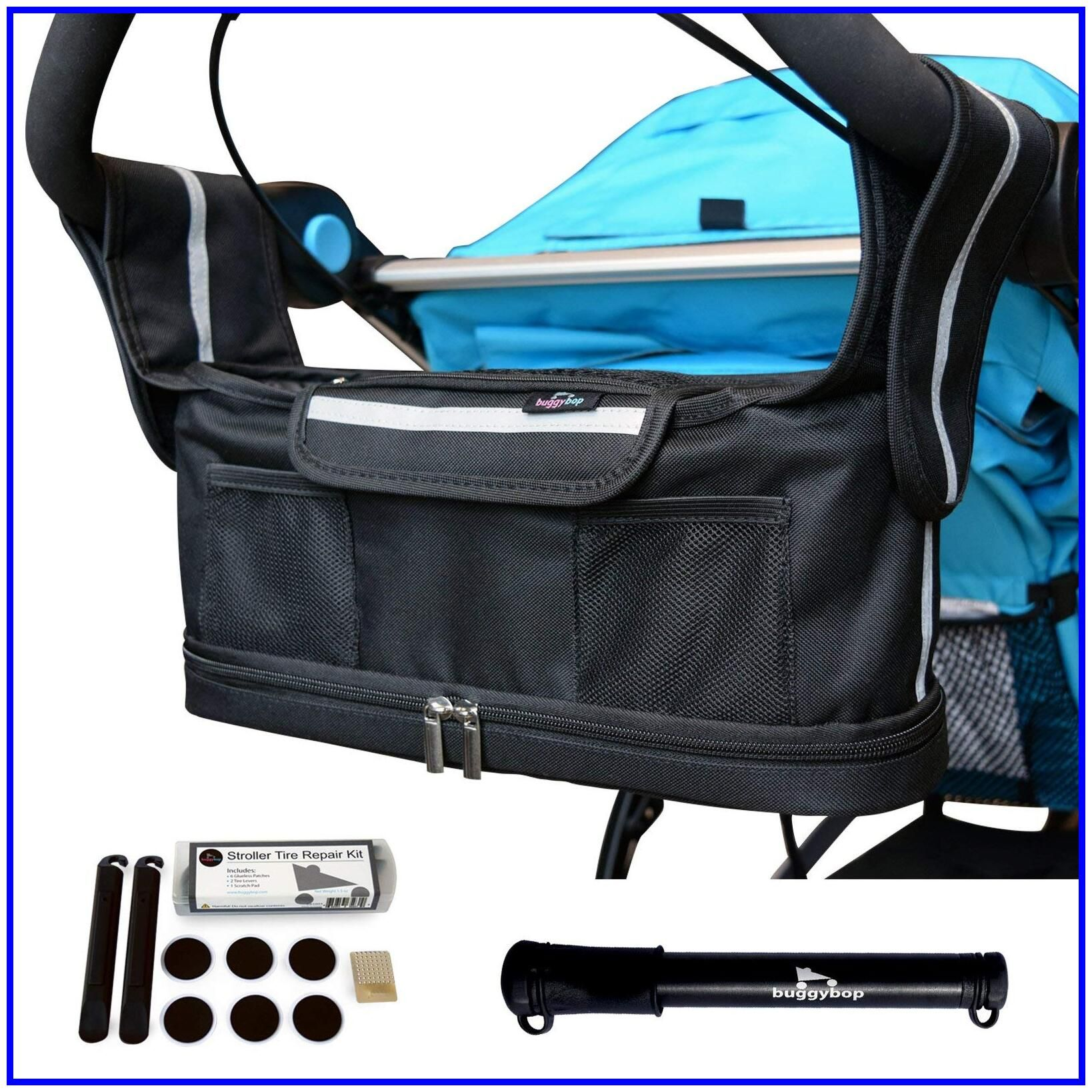 44 reference of stroller DIY double stroller organizer in