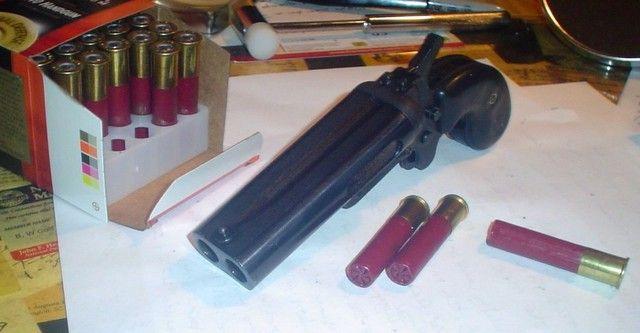 Leinad Cobray FMJ Model DD 45/410 Derringer | Shotguns
