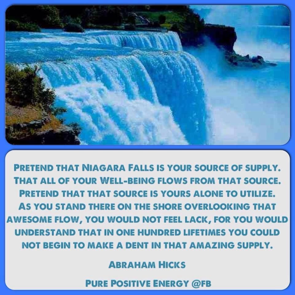 Abraham hicks ask and it is given name