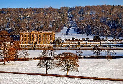 Chatsworth in Winter