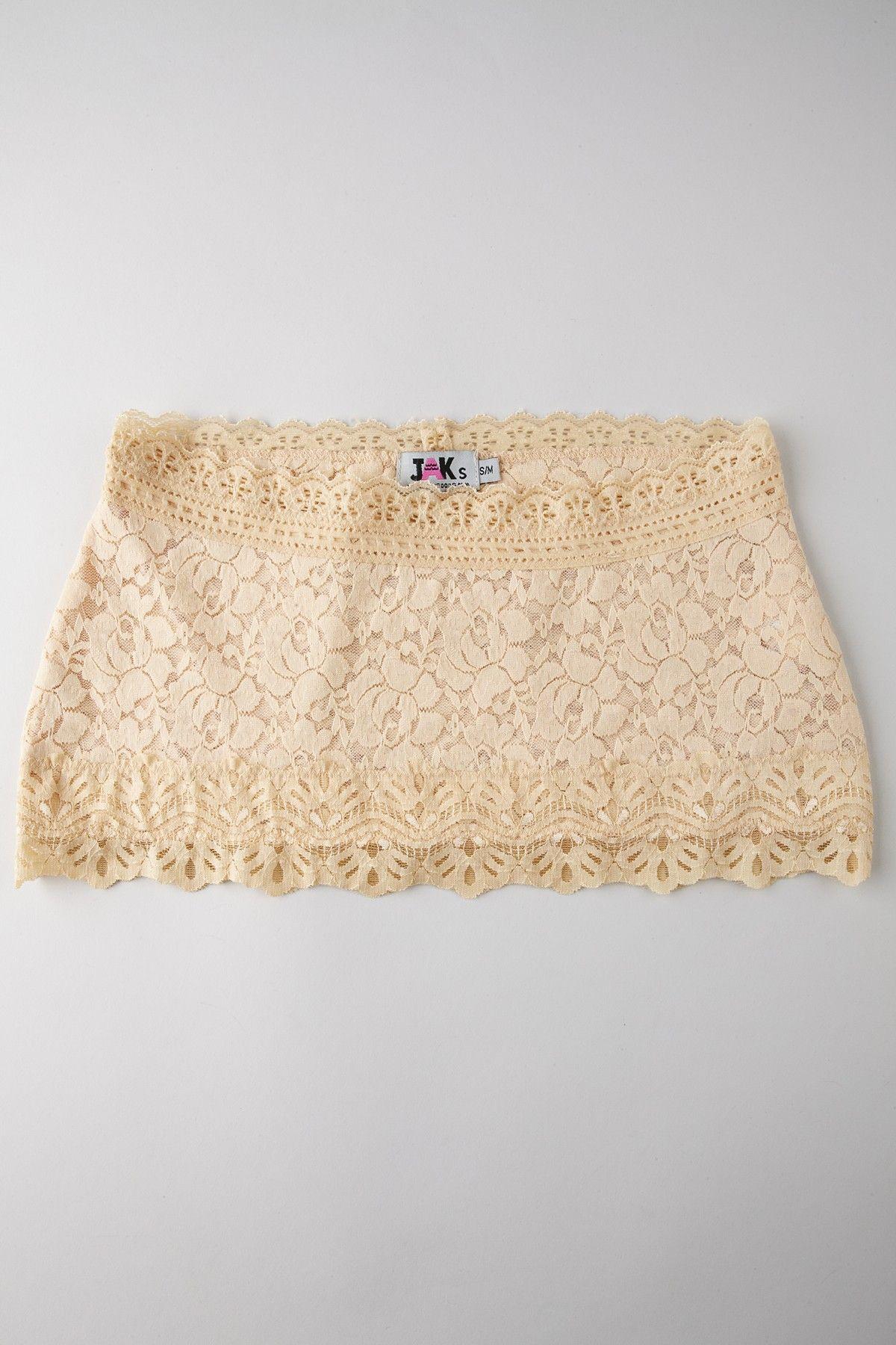 Wholesale lace shirt extender - Shirt Extenders