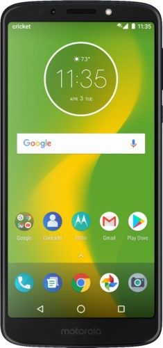 Cricket Wireless Motorola Moto G6 Forge 16gb Prepaid Smartphone Deep Indigo Prepaid Phones Cricket Wireless Prepaid Cell Phones