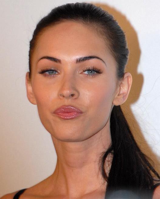 Megan Fox Isnt She Lovely Pinterest Megan Fox Makeup Fox