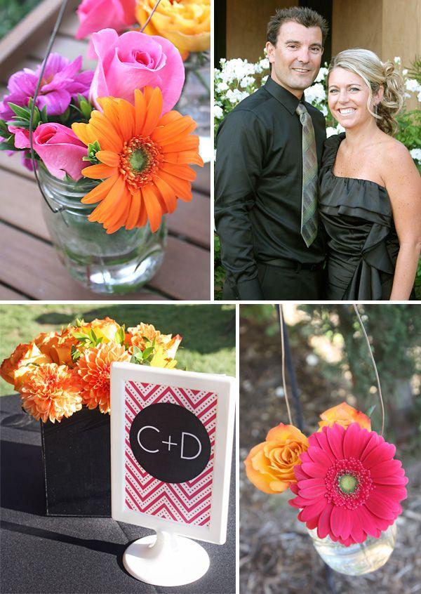 Cocktail Engagement Party Ideas Part - 25: Colorful U0026 Classy Cocktail Engagement Party