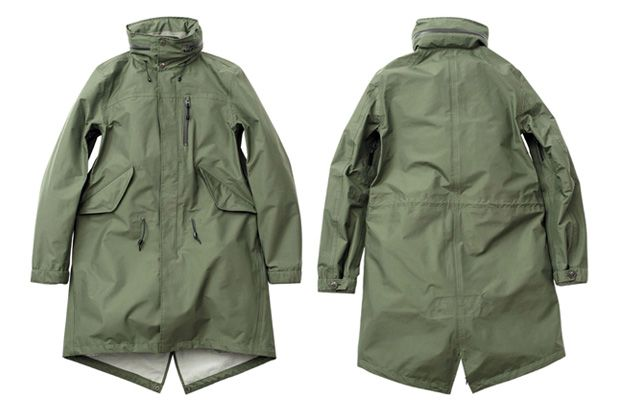 Fishtail Parka Coats - Coat Nj