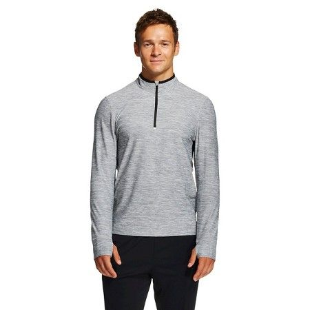 acce849b04614 C9 Champion® Men s Running 1 4 zip   Target