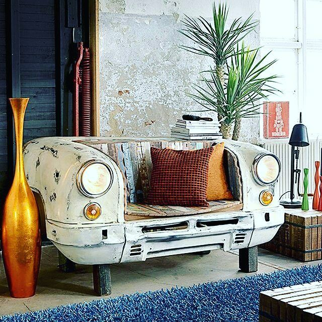 Explore Car Furniture  Furniture Ideas  and more  I want. I want to be a two seater    M bel   Pinterest