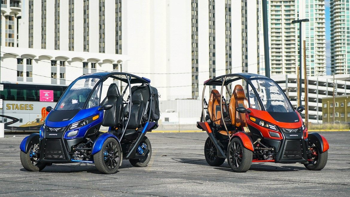 Can A Three Wheeled Ev Side By Side Take Off Autotrader Ca