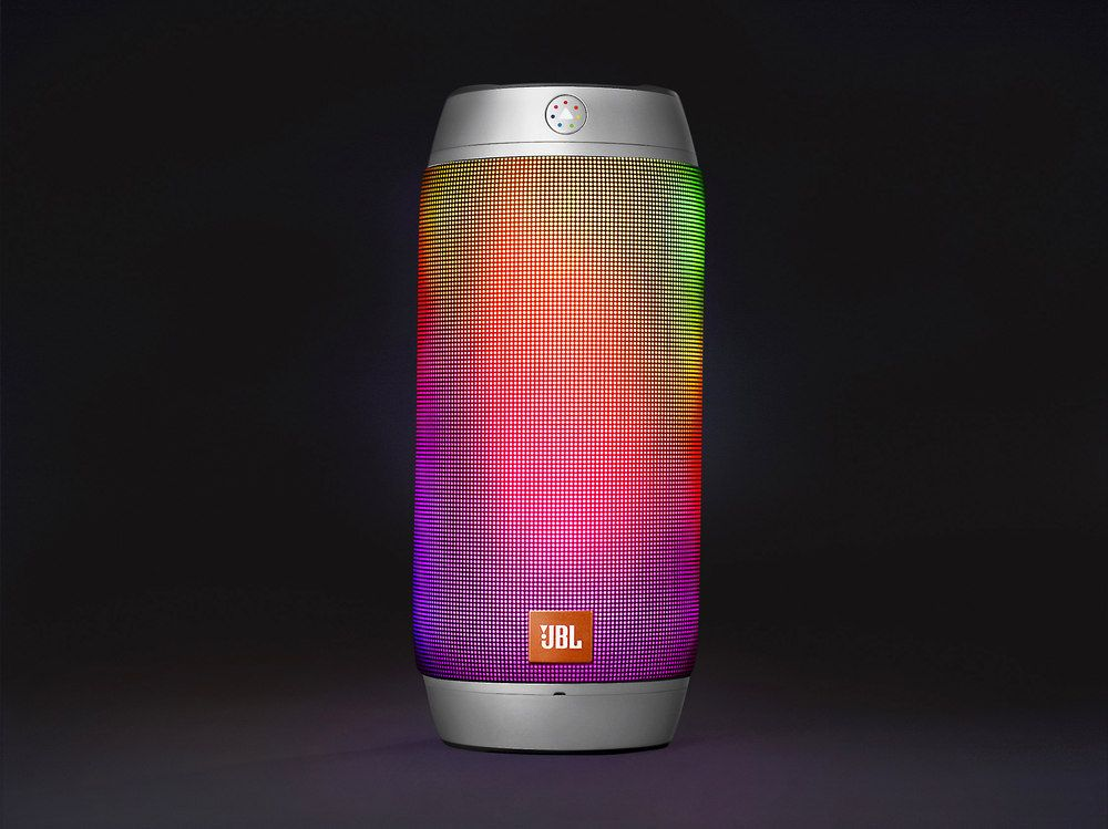 Turn Your Dorm Room Into The Nightu0027s Hotspot With The JBL Pulse 2. #college Part 78