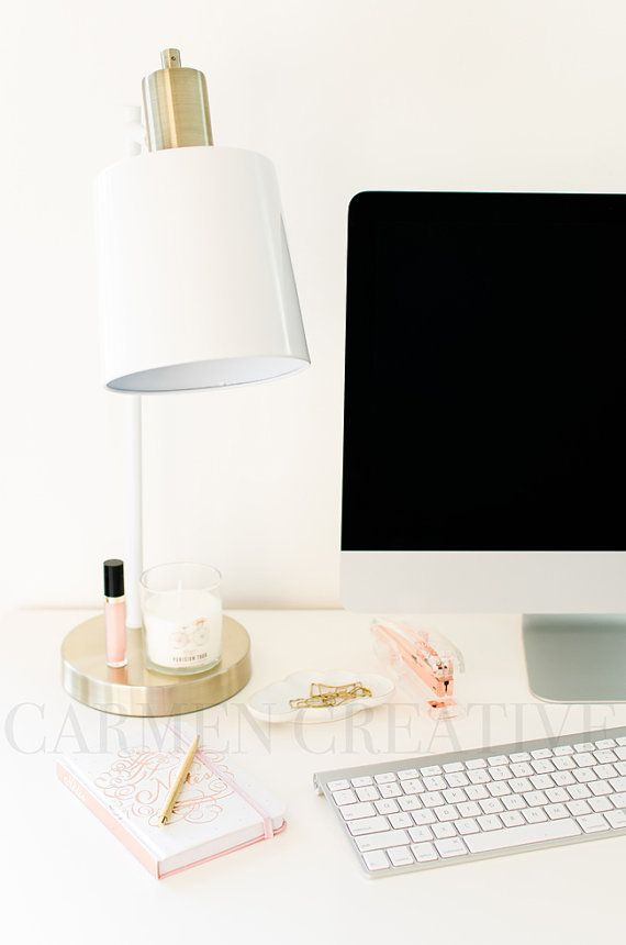 Vertical Office Styled Stock Photography by CarmenCreativeShop